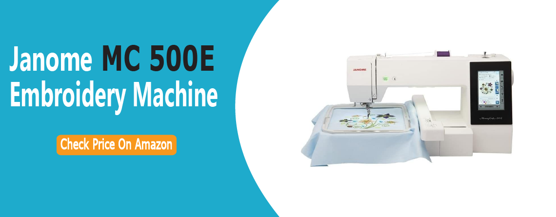 Embroidery Machines for Home