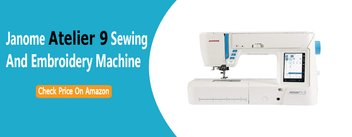 best janome embroidery machine
