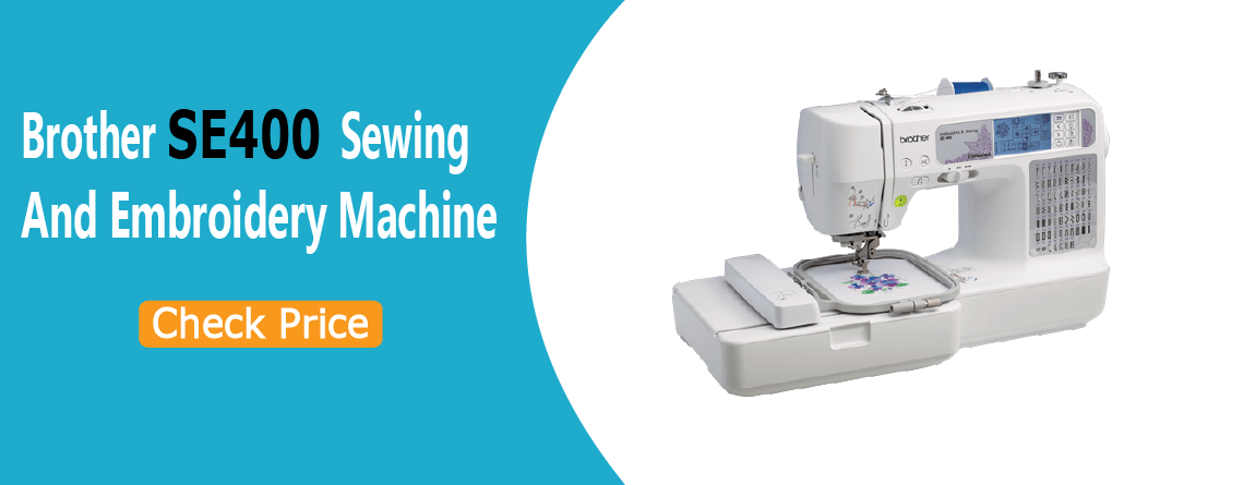 brother se400 embroidery machine reviews